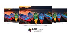 lg super 4k UHD TV