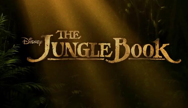 Jungle Book 2016 logo