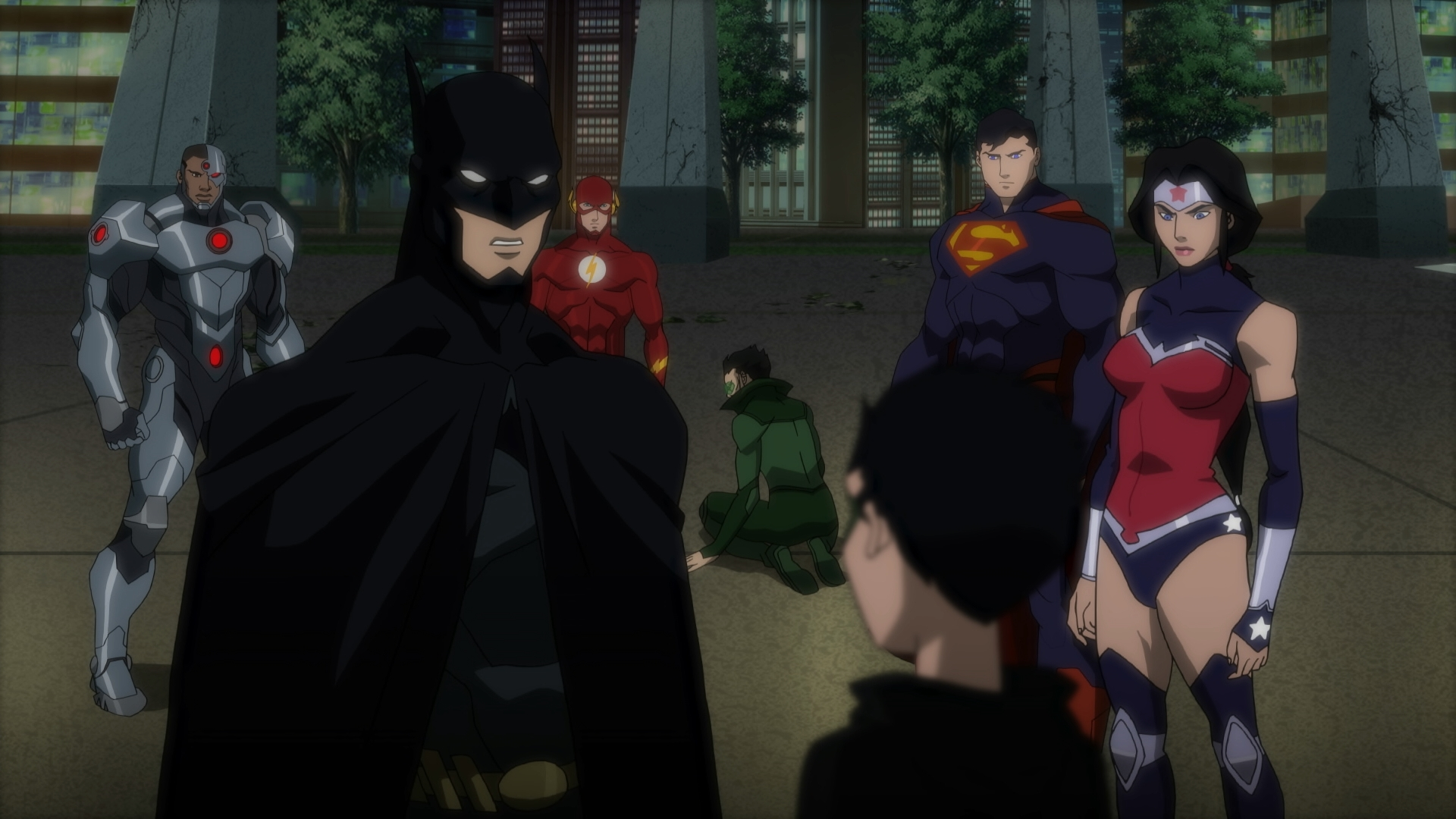 Justice League Vs Teen Titans Blu-Ray Review  High Def Digest-6219