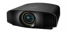 sony hdr projector