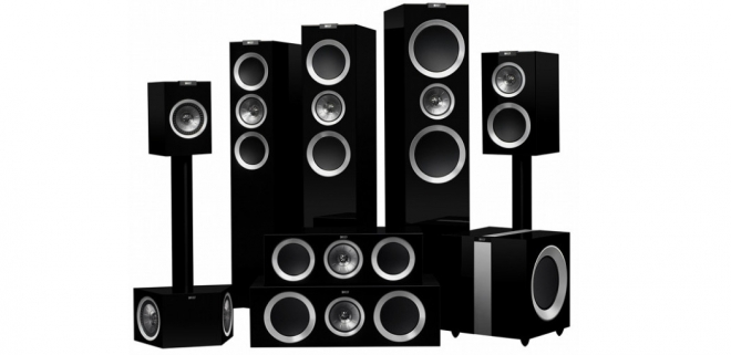 There Are Three Floorstanding Towers R900 R700 R500 Two Center Channels R600c R200c Bookshelf Speakers R300 R100 One Dipole R800ds