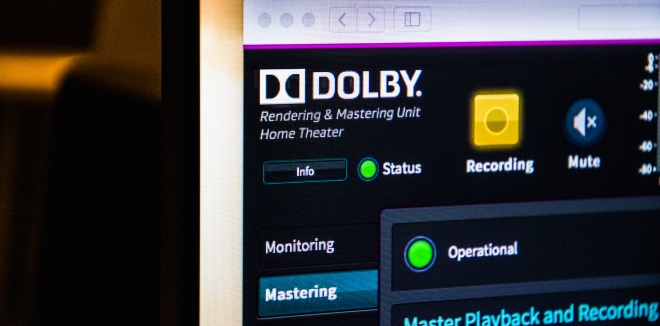 Dolby Atmos Mastering & Rendering Unit