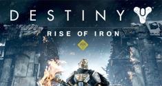 Destiny: Rise of Iron news