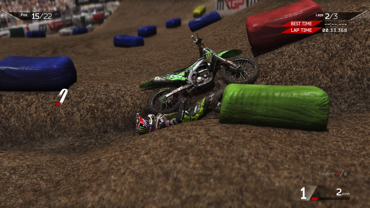 Mxgp2 Ps4 Review High Def Digest Game Mx Gp 2 The Sound Effects Are Really Well Done In Mxgp And I Was Instantly Reminded Of All Times Went To Motocross Races As A Kid