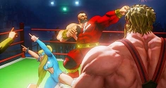 Street Fighter V news Mika Zangief Alex A Shadow Falls Cinematic Story