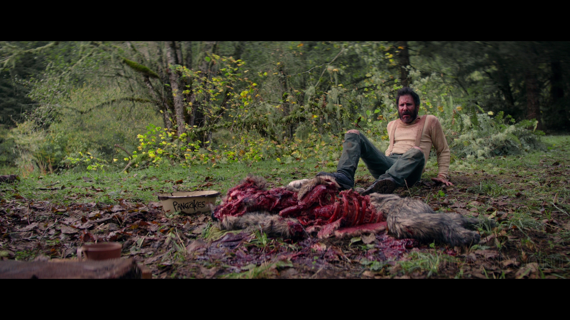 Cabin Fever 2016 Blu Ray Review High Def Digest