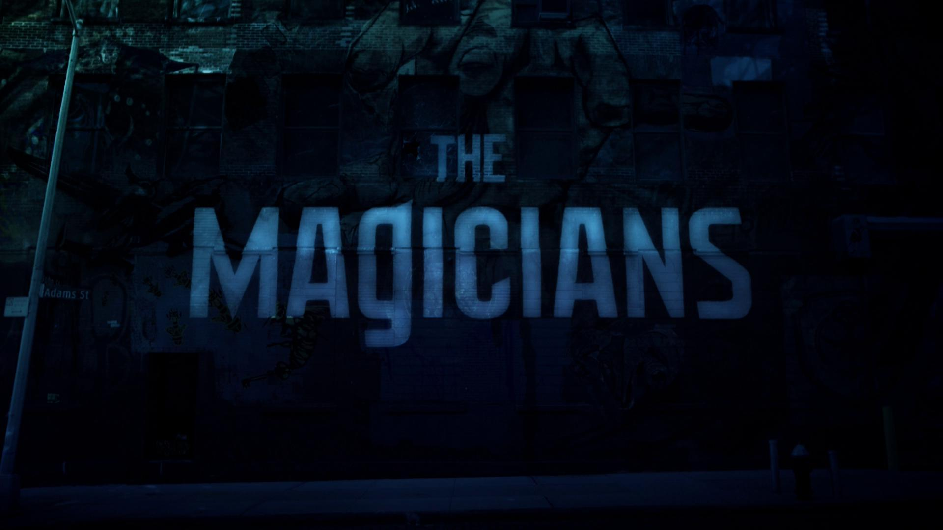 the magicians season one blu ray review high def digest. Black Bedroom Furniture Sets. Home Design Ideas