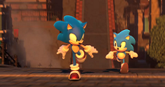 Past and Present Sonic