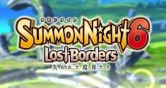 Summon Night 6 News