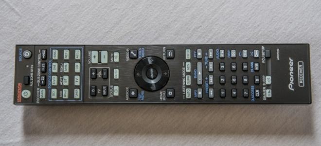 Pioneer ELITE SC-97 remote