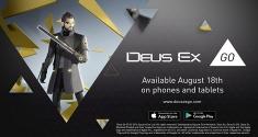 Deus Ex GO Release Date
