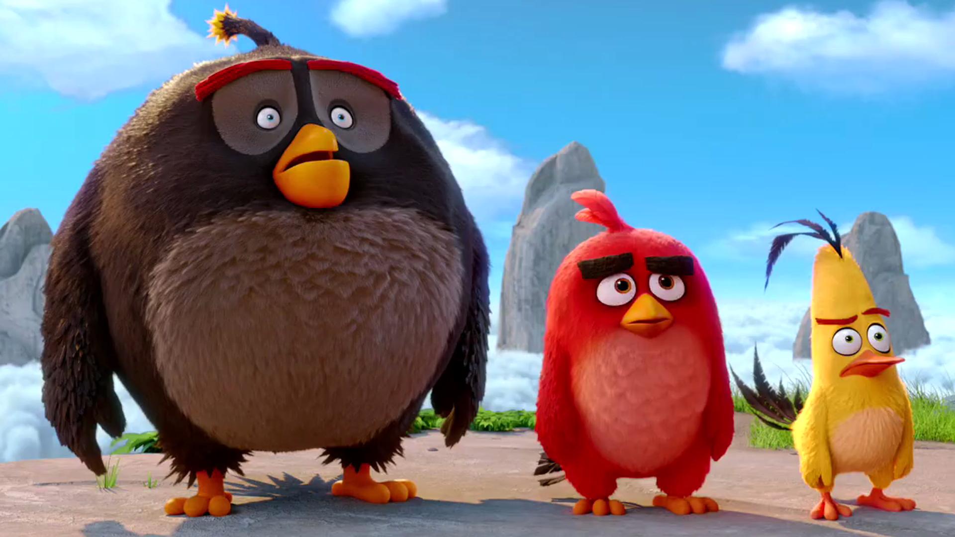 Theangrybirdsmovieultrahdbluray