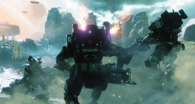 Stand by for 'Titanfall 2's Multiplayer Tech Test Beginning Next Month