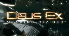 Deus Ex Mankind Divided launch news