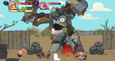 'Cartoon Network: Battle Crashers' Announced for Consoles and 3DS