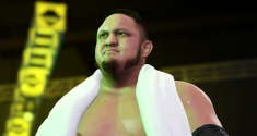 New 'WWE 2K17' Wrestlers Revealed Including Samoa Joe