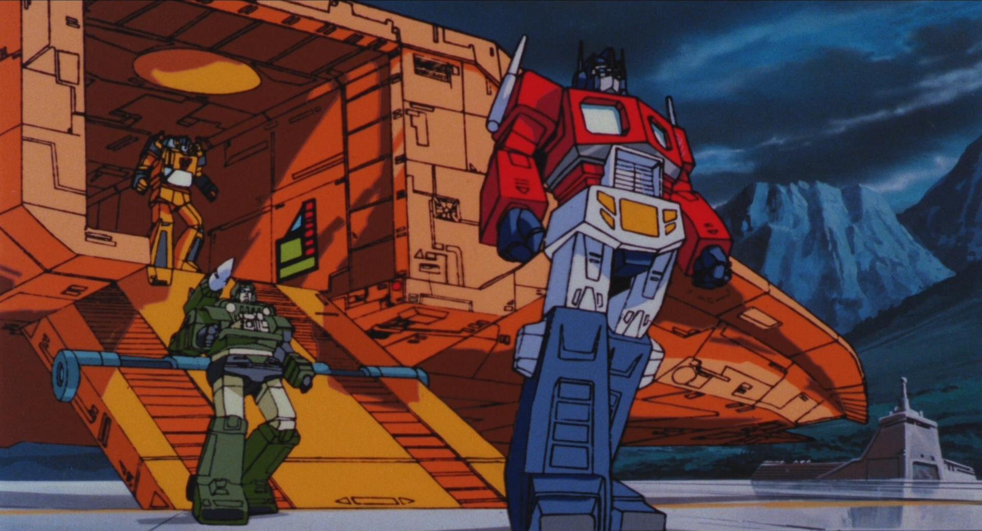 Optimus Prime Movie - Transformers Wiki