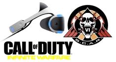 Call of Duty: Infinite Warfare PlayStation VR Jackal SCAR XP news