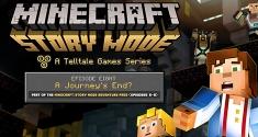 Minecraft: Story Mode Episode 8 - Journey's End news