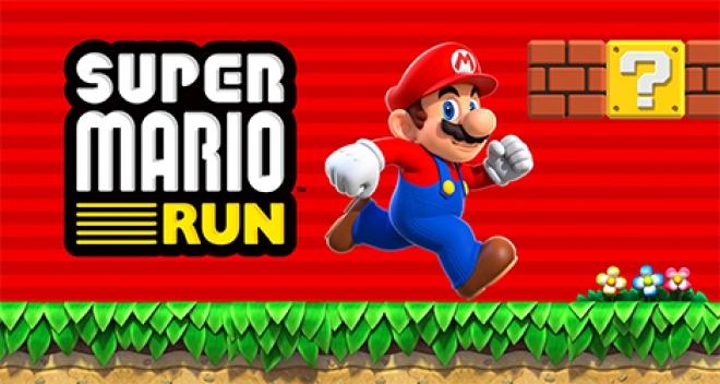 Super Mario Run news