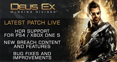Deus Ex Mankind Divided HDR support news