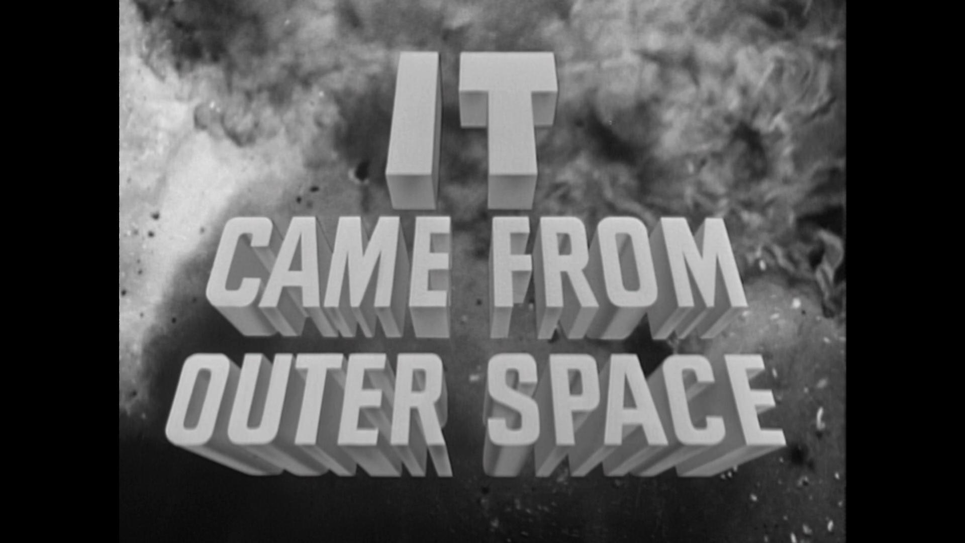It came from outer space 3d blu ray review high def digest for Watch it came from outer space