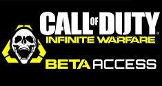Call of Duty: Infinite Warfare Multiplayer Beta Access news