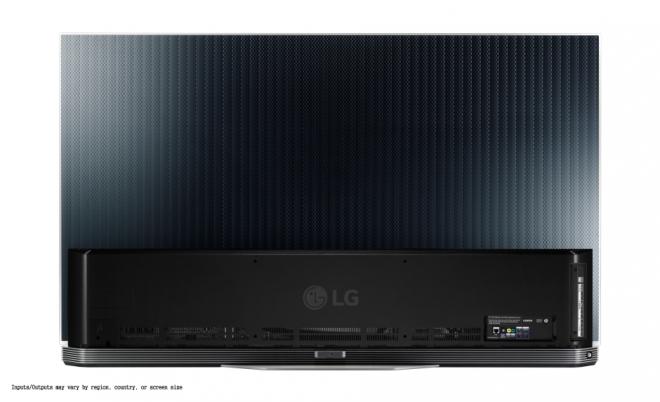 LG E6 OLED