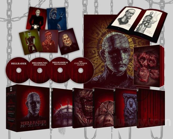 Hellraiser The Scarlet Box