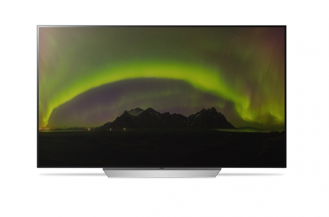 LG C7 OLED