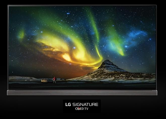 LG Signature G7 OLED
