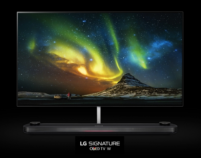 LG Signature W7 OLED