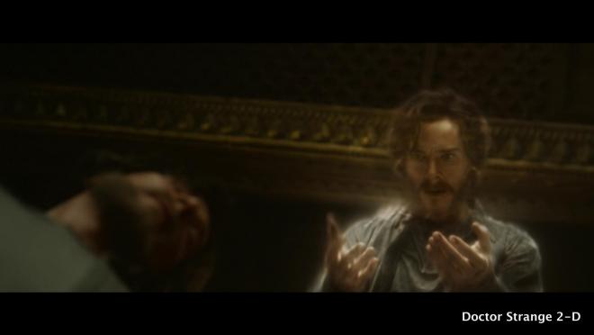 Doctor Strange 3-D