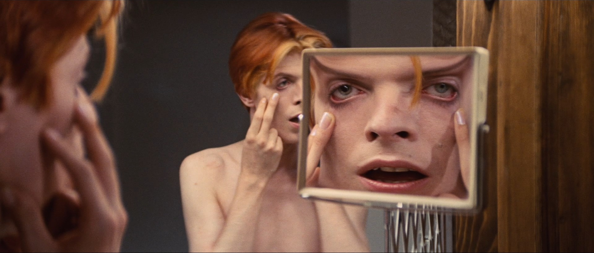 The Man Who Fell to Earth – David Bowie