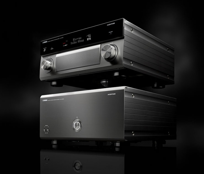 Amp and Preamp together