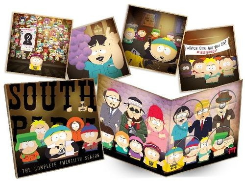 South Park S20 Best Buy Exclusive
