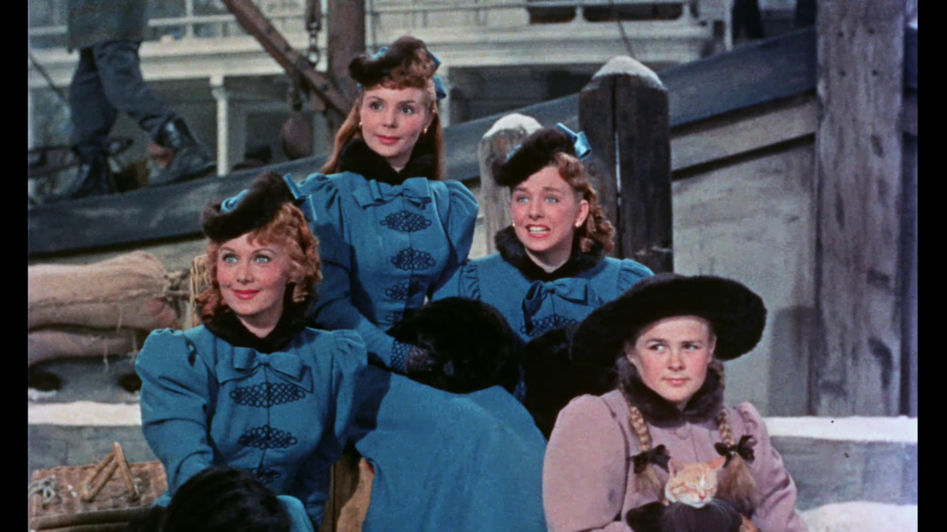 Image result for those redheads from seattle 1953