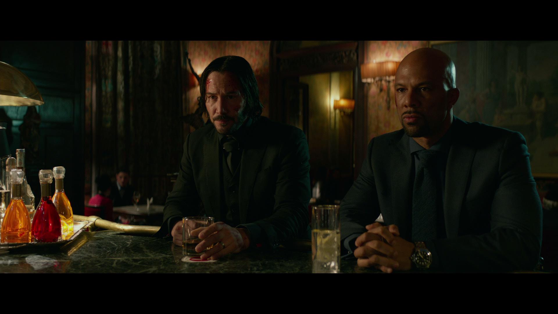 John Wick 2: John Wick: Chapter 2 Blu-ray Review