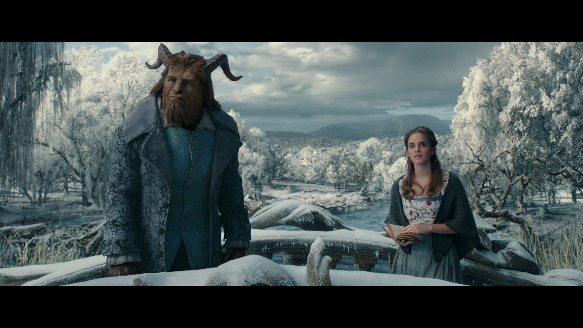 beauty and the beast (2017) blu-ray review | high def digest