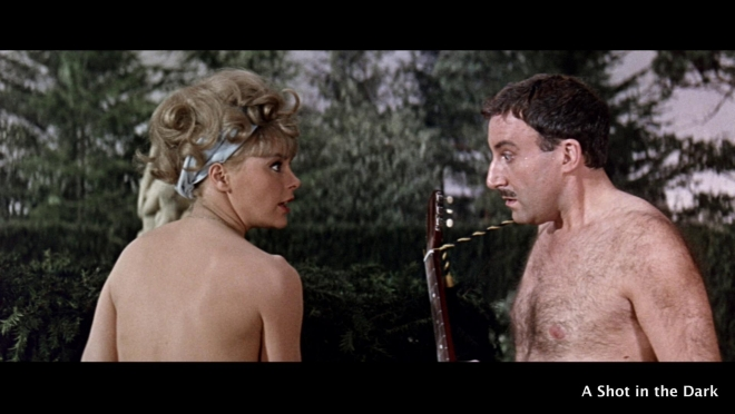 The Pink Panther Film Collection - A Shot In The Dark
