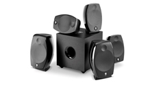 Focal Sib Evo Atmos speakers