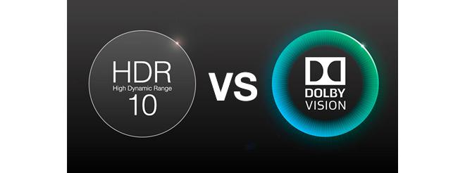 Dolby Vision v HDR10