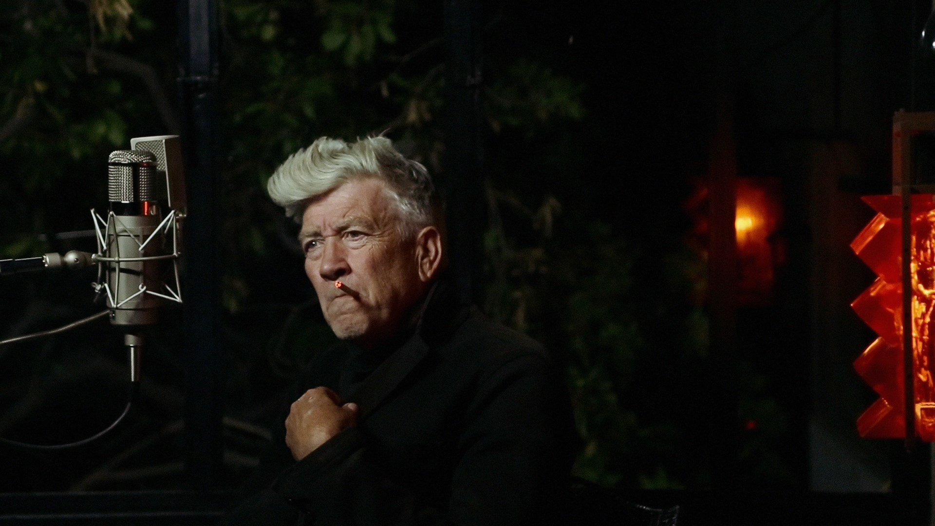 David Lynch The Art Life - Reminiscing