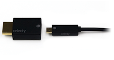 Celerity Technologies Fiber Optic HDMI