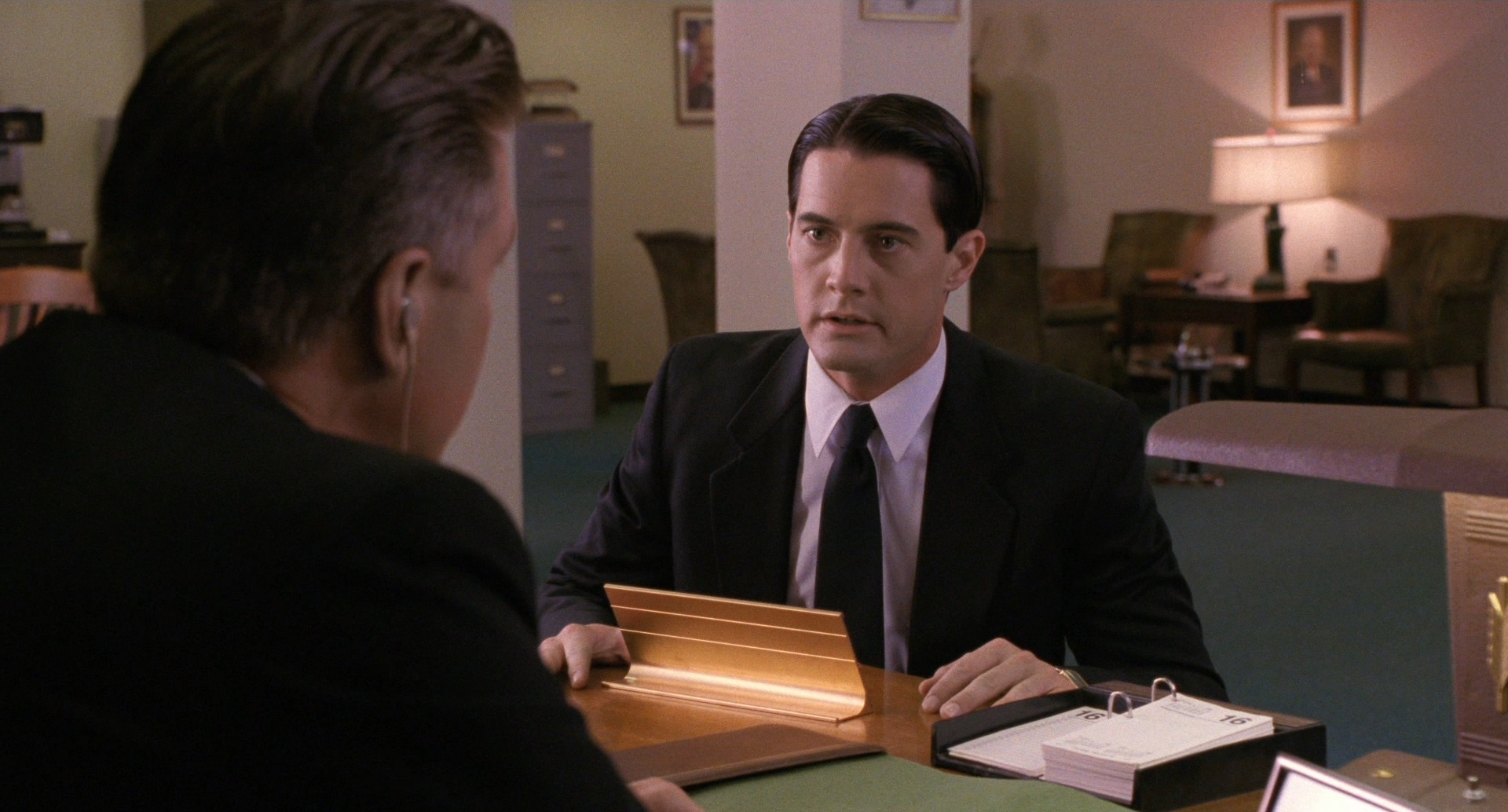 Twin Peaks Fire Walk With Me - Dale Cooper
