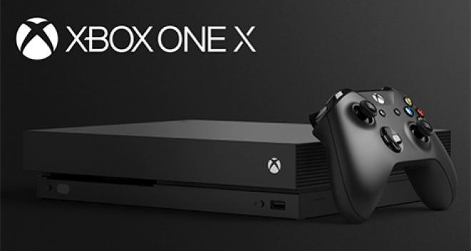 Xbox One X Ultra HD Blu-ray Update News