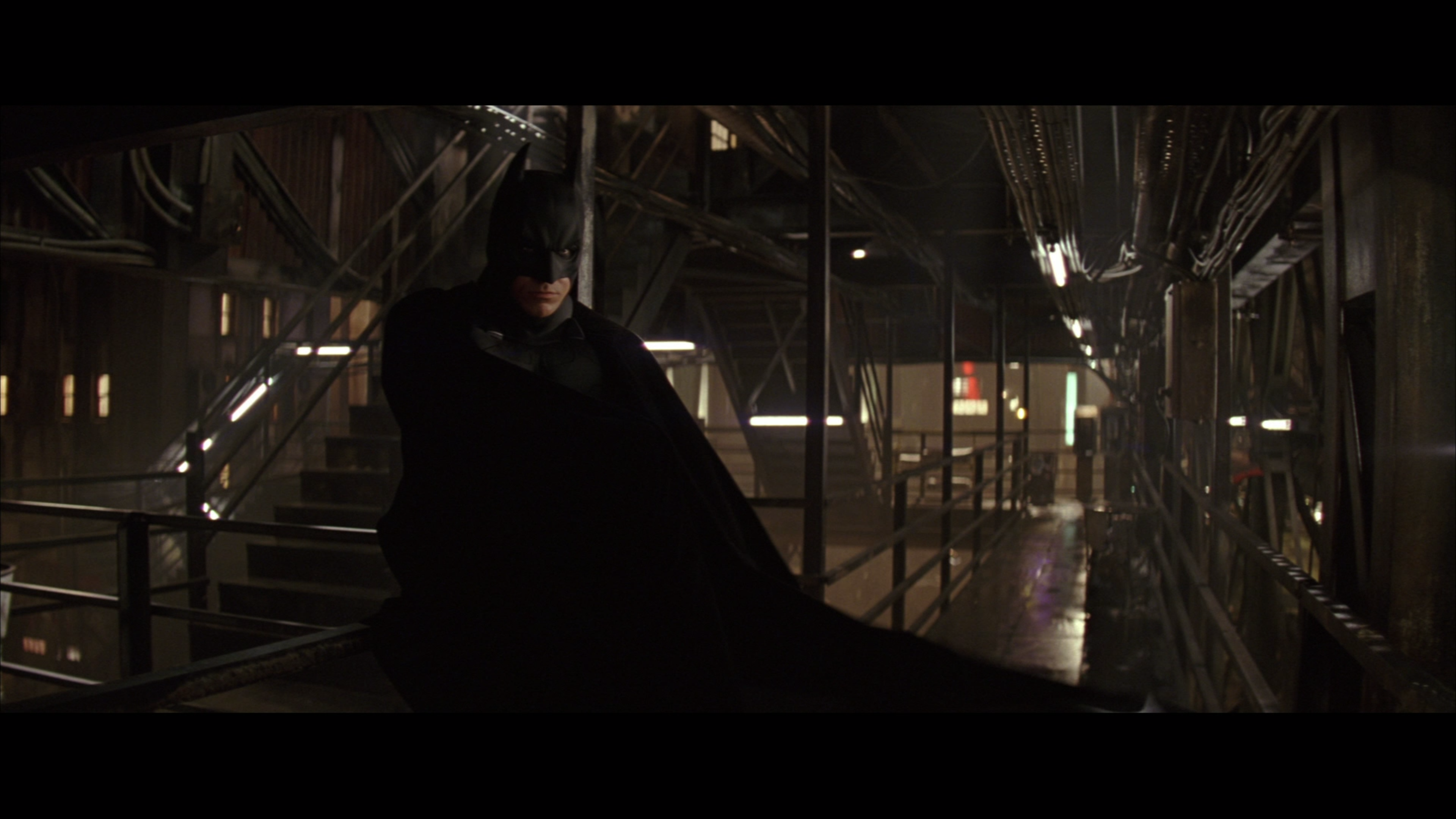 Batman begins 4k ultra hd blu ray ultra hd review high def digest for a more in depth take on the movie you can read our review of the blu ray sdr here voltagebd Image collections