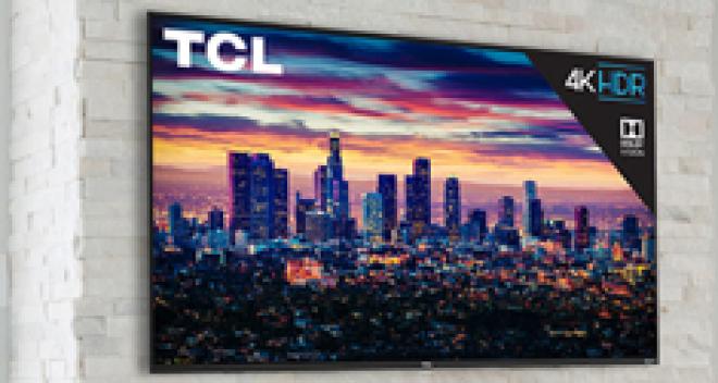 TCL 2018 4K Ultra HD TV