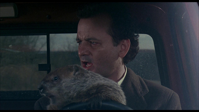 Groundhog Day 4K