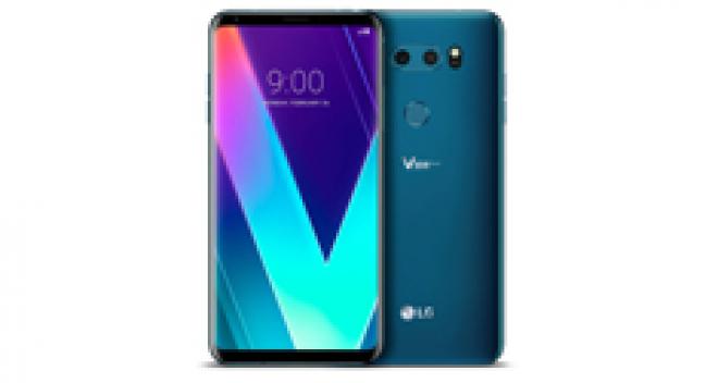 lg v30s smartphone